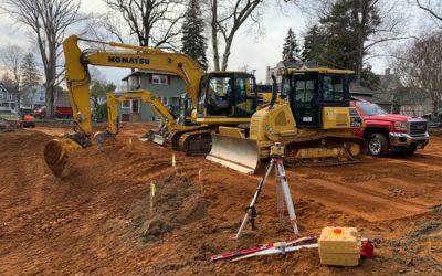 Excavating vs. Trenching